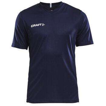 Craft Squad Jersey Solid teknisk t-skjorte herre Svart
