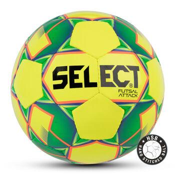 Select Attack futsalball Flerfarvet