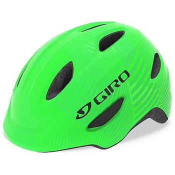 Giro Scamp sykkelhjelm barn Grønn