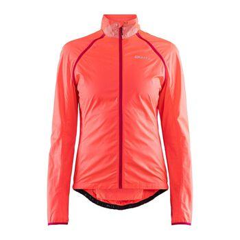 Craft Velo convert jakke dame Rød