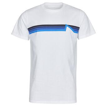 Norheim Granitt Logo t-skjorte herre Hvit