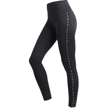 Röhnisch Kay High Waist tights dame Svart