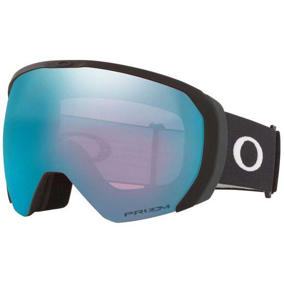 Flight Path XL Matte Black,  Prizm Snow Sapphire alpinbriller