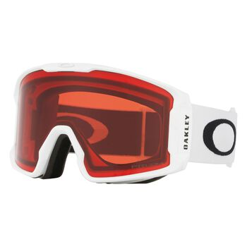 Oakley Line Miner XM Prizm™ Rose - Matte Black alpinbriller Herre Brun