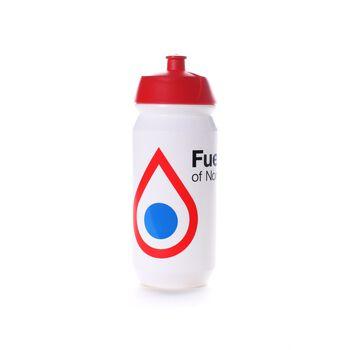 Fuel of Norway Drikkeflaske 0,7 liter rød Dame