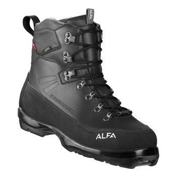 Alfa Guard Advance GTX fjellskistøvel herre Svart