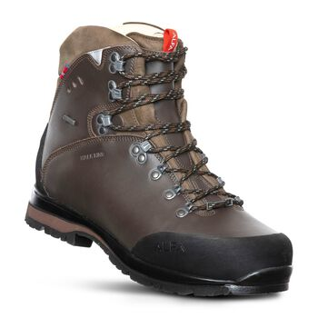 Alfa Walk King Advanced GTX fjellstøvel herre Brun