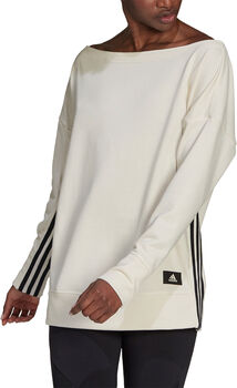 adidas Sportswear Recycled Cotton Cover-Up dame Hvit