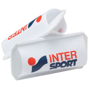 Intersport skistropper Hvit