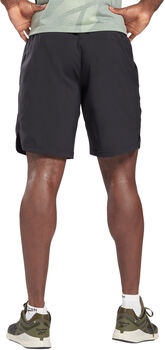 Reebok Workout Ready Graphic shorts herre Svart