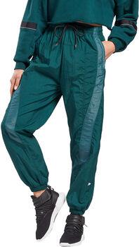 Reebok Shiny Woven Pants bukse dame Grønn