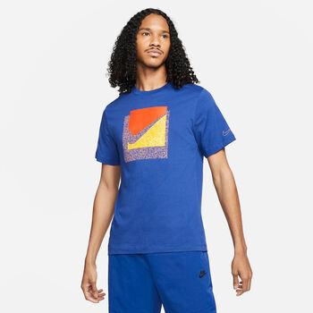 Nike Sportswear t-skjorte herre Blå