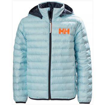 Helly Hansen Infinity Insulator vendbar jakke junior Blå