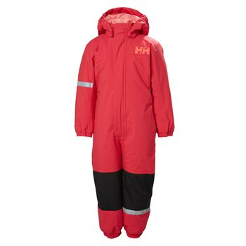 Helly Hansen Explorer vattert parkdress barn Rød