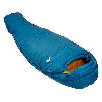 Mountain Equipment Nova II Long sovepose dame Blå