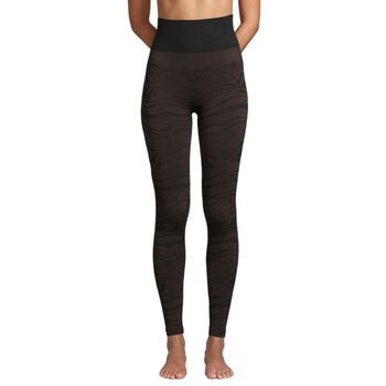 Casall Seamless Melted tights dame Svart