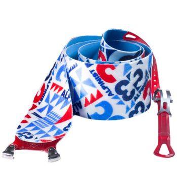G3 Alpinist Skins 100 mm skifeller Blå