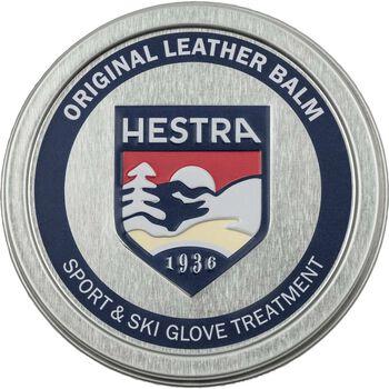 Hestra Leather Balm skinnpleie Hvit Gjennomsiktig