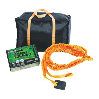 Slackers Zipline Brake Kit Oransje
