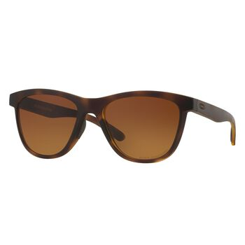 Oakley Moonlighter Brown Gradient Polarized - Brown Tortoise solbriller Herre Brun