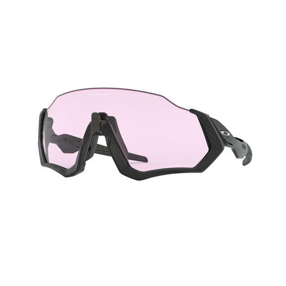 Flight Jacket Prizm™ Low Light - Polished Black sportsbriller