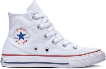 Converse Chuck Taylor All Star High Top Classic fritidssko barn/junior Hvit