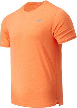 New Balance Impact Run teknisk t-skjorte herre Oransje