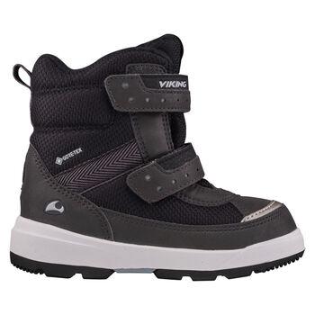 VIKING footwear Play II R GTX vintersko barn Svart