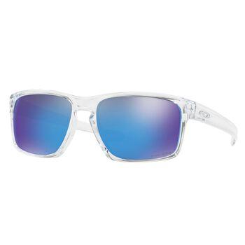 Oakley Sliver Prizm™ Sapphire - Polished Clear solbriller Herre Gjennomsiktig