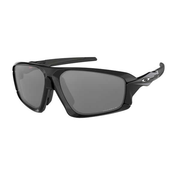 Field Jacket Prizm™ Black Polarized - Polished Black sportsbriller