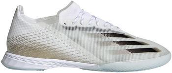 adidas X Ghosted.1 innendørs fotballsko senior Hvit