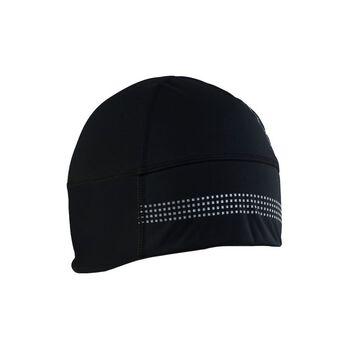 Craft Shelter Hat 2.0 sykkellue Herre Svart