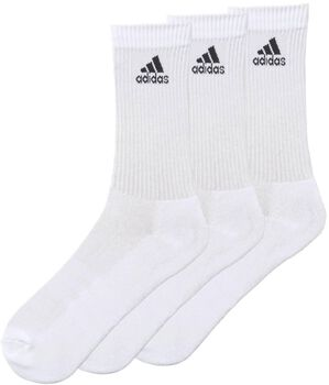 adidas 3-Stripes Performance 3-pk tennissokk Beige
