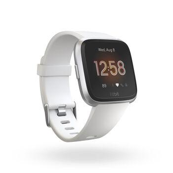 Fitbit Versa Lite smartklokke Hvit