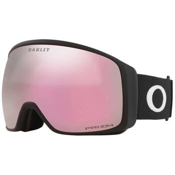 Oakley Flight Tracker XL Matte Black, Prizm Snow High Intensity Pink alpinbriller Herre Svart