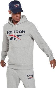 Reebok Identity Big Logo Hoodie hettegenser herre