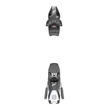 TYROLIA SX 7.5 alpinbinding barn/junior Svart