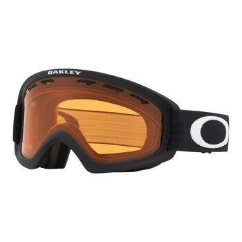 Oakley O Frame 2.0 XS - Matte Black - Persimmon goggles Oransje