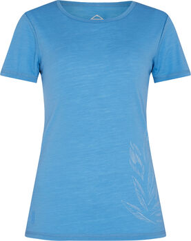McKINLEY Toggo SSL t-skjorte dame Blå