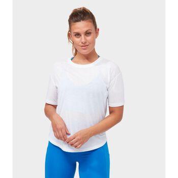 Manduka Enlightened teknisk t-skjorte dame Hvit