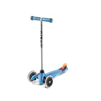 Micro Mini sparkesykkel barn Blå