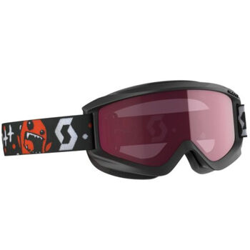 SCOTT Agent Enhancer alpinbrille junior Herre Svart
