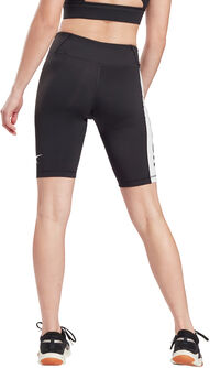 Linear Logo Fitted shorts dame