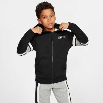 Nike Air hettejakke junior Gutt Svart