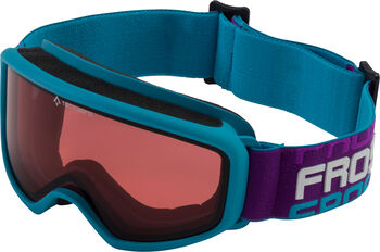 TECNOPRO Pulse Frost alpinbriller junior Blå