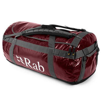 Rab Expedition Kitbag 120 L duffelbag Rød