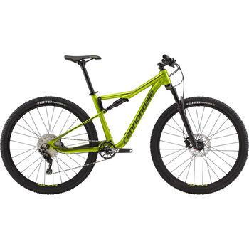 Cannondale Scalpel Si AL 6 terrengsykkel Grønn