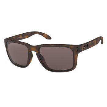 Oakley Holbrook XL Prizm™ Black - Brown Tortoise solbriller Herre Brun