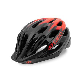 Giro Raze sykkelhjelm junior Svart