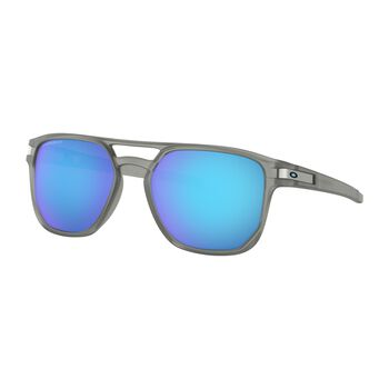 Oakley Latch Beta Prizm™ Sapphire Polarized - Matte Grey Ink solbriller Herre Grå